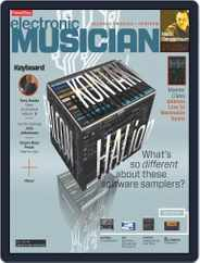 Electronic Musician (Digital) Subscription May 1st, 2018 Issue