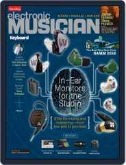 Electronic Musician (Digital) Subscription April 1st, 2018 Issue