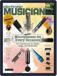 Electronic Musician (Digital) Subscription March 1st, 2018 Issue