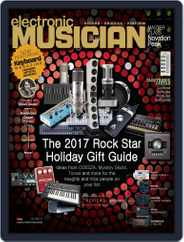 Electronic Musician (Digital) Subscription December 1st, 2017 Issue