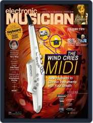 Electronic Musician (Digital) Subscription August 1st, 2017 Issue