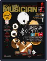 Electronic Musician (Digital) Subscription July 1st, 2017 Issue