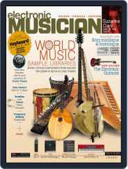 Electronic Musician (Digital) Subscription June 1st, 2017 Issue