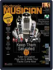 Electronic Musician (Digital) Subscription April 1st, 2017 Issue