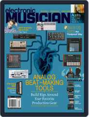 Electronic Musician (Digital) Subscription March 1st, 2017 Issue