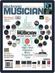 Electronic Musician (Digital) Subscription February 1st, 2017 Issue