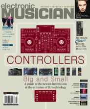 Electronic Musician (Digital) Subscription June 14th, 2016 Issue