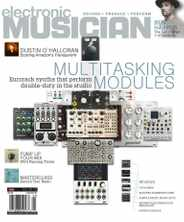 Electronic Musician (Digital) Subscription April 5th, 2016 Issue