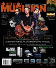 Electronic Musician (Digital) Subscription December 1st, 2015 Issue