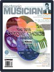 Electronic Musician (Digital) Subscription January 20th, 2015 Issue