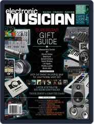 Electronic Musician (Digital) Subscription November 12th, 2014 Issue