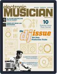 Electronic Musician (Digital) Subscription April 8th, 2014 Issue