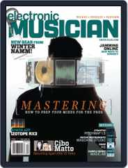 Electronic Musician (Digital) Subscription March 19th, 2014 Issue