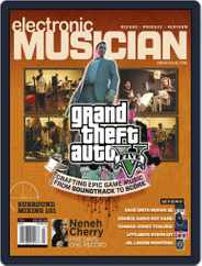 Electronic Musician (Digital) Subscription March 6th, 2014 Issue