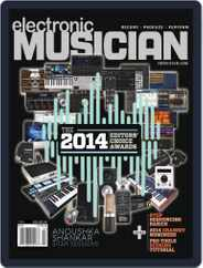 Electronic Musician (Digital) Subscription January 14th, 2014 Issue