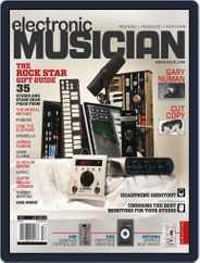 Electronic Musician (Digital) Subscription November 15th, 2013 Issue