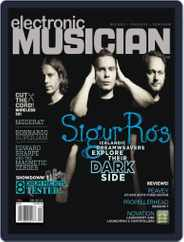 Electronic Musician (Digital) Subscription August 13th, 2013 Issue