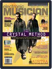 Electronic Musician (Digital) Subscription June 11th, 2013 Issue