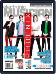 Electronic Musician (Digital) Subscription June 5th, 2013 Issue