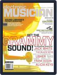 Electronic Musician (Digital) Subscription February 12th, 2013 Issue