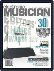 Electronic Musician (Digital) Subscription January 16th, 2013 Issue