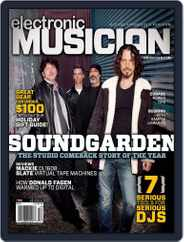 Electronic Musician (Digital) Subscription November 21st, 2012 Issue
