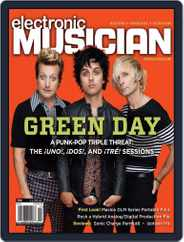 Electronic Musician (Digital) Subscription October 23rd, 2012 Issue