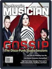 Electronic Musician (Digital) Subscription June 19th, 2012 Issue