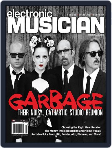 Electronic Musician (Digital) April 17th, 2012 Issue Cover
