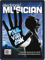 Electronic Musician (Digital) Subscription March 20th, 2012 Issue