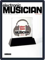 Electronic Musician (Digital) Subscription January 4th, 2012 Issue