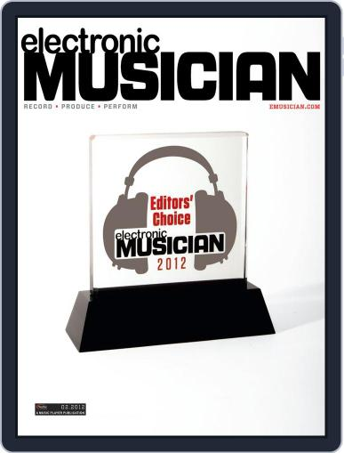 Electronic Musician (Digital) January 4th, 2012 Issue Cover