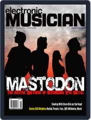 Electronic Musician (Digital) Subscription October 4th, 2011 Issue