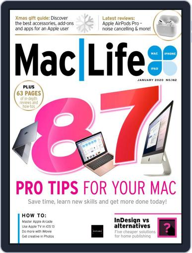 MacLife (Digital) January 1st, 2020 Issue Cover