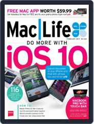 MacLife (Digital) Subscription February 1st, 2017 Issue