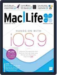 MacLife (Digital) Subscription August 1st, 2015 Issue