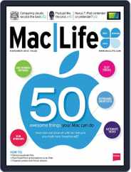MacLife (Digital) Subscription November 1st, 2013 Issue