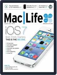 MacLife (Digital) Subscription August 1st, 2013 Issue