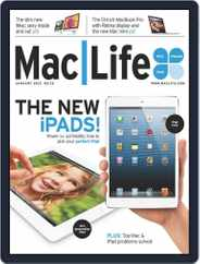 MacLife (Digital) Subscription January 1st, 2013 Issue