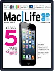MacLife (Digital) Subscription November 1st, 2012 Issue