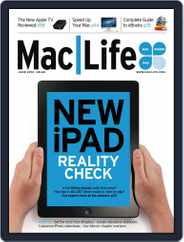 MacLife (Digital) Subscription August 16th, 2012 Issue