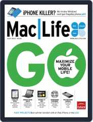 MacLife (Digital) Subscription August 8th, 2012 Issue