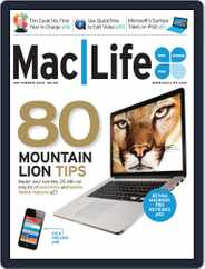 MacLife (Digital) Subscription August 1st, 2012 Issue