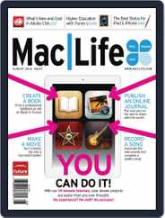 MacLife (Digital) Subscription July 25th, 2012 Issue