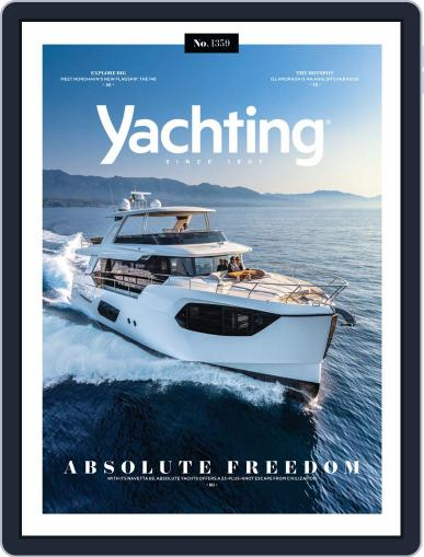 Yachting (Digital) March 1st, 2020 Issue Cover