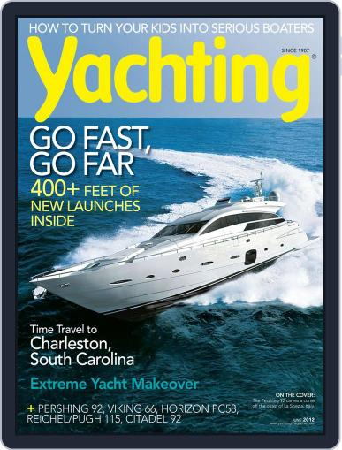 Yachting (Digital) May 19th, 2012 Issue Cover