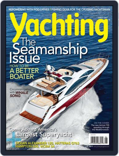 Yachting (Digital) May 27th, 2011 Issue Cover