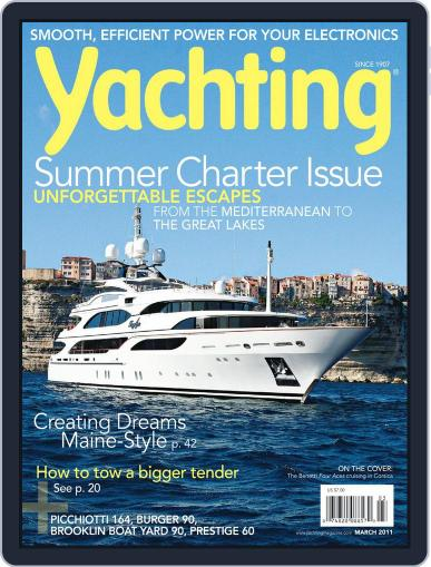 Yachting (Digital) February 12th, 2011 Issue Cover