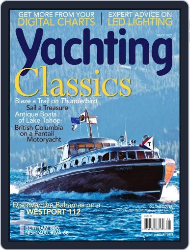 Yachting (Digital) December 22nd, 2010 Issue Cover