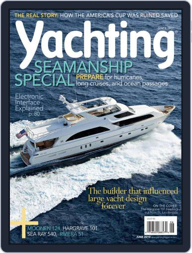 Yachting (Digital) May 15th, 2010 Issue Cover